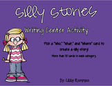 Silly Stories Writing Center