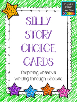 Silly Story Choice Cards
