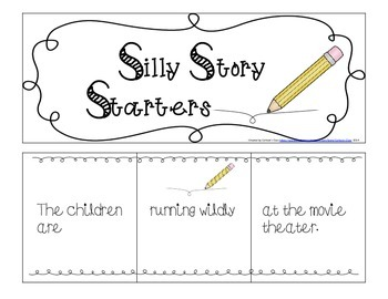 Silly Story Starters