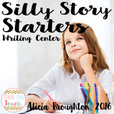 Silly Story Starters: Writing Center