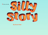 Silly Story -an IWB eBook to teach the letter S and sound /s/