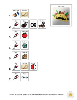 Silly Tacos JAR: A Dragons Love Tacos Supplement (Spanish and English)