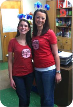 Silly Teacher Shirts {FREEBIE}