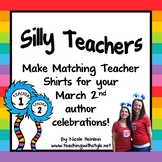Silly Teacher Shirts {FREEBIE}
