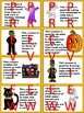 Silly Trick or Treat Halloween Classroom Reward Coupons