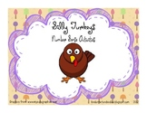 Silly Turkey Number Sense Activity