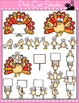 Thanksgiving Clip Art - Turkey Clip Art