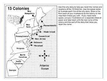 US Colonies - By George!