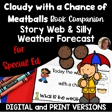Weather Forecasting Activity   Cloudy With a Chance of Meatballs Companion