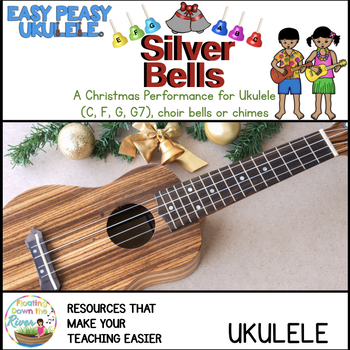 Silver Bells Ukulele Song for a Christmas Performance
