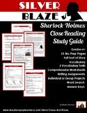 Sherlock Holmes Close Reading Study Guide: Silver Blaze