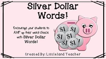 Silver Dollar Words!