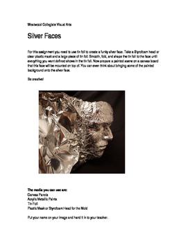 Silver Faces