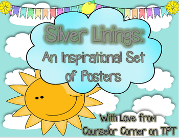 Silver Linings: An Inspirational Set of Posters