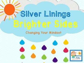 Growth Mindset Task Cards: Find The Silver Lining