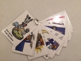 Silver Moon Spelling Rules, Student's Card Set