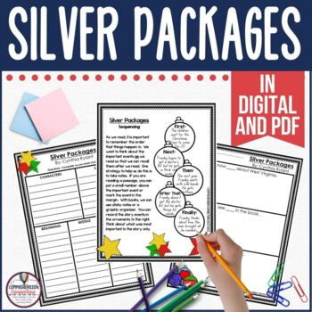 This sweet and tender TRUE STORY of Christmas in Appalachia is perfect for teaching many skills. This comprehensive unit includes both digital and PDF options. In this post, you can learn more about it as well as other Cynthia Rylant options.