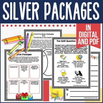 Silver Packages Activities in Digital and PDF
