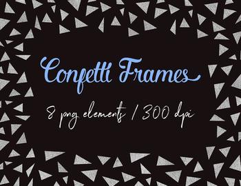 Silver Photo Frames Clipart