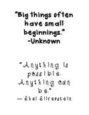 Silverstein Quote