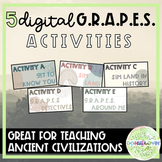Sim Land - A Digital Introduction to GRAPES [5 activities]