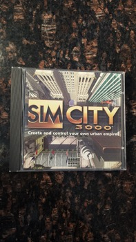 SimCity 3000 (PC, 1998) Project-Based Learning (Build Your