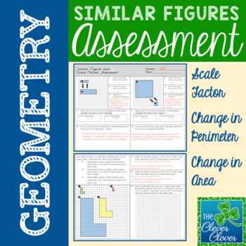 Similar Figures and Scale Factor Assessment