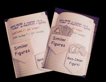 Similar Figures Card Sort