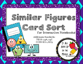 Similar Figures Card Sort