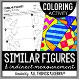 Similar Figures Coloring Activity