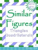 Similar Figures Doodle Notes