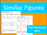 Similar Figures Find Someone Who