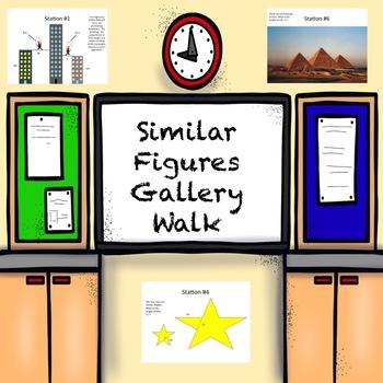 Similar Figures Gallery Walk