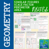 Similar Figures and Scale Factor Notes