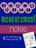 Similar Figures- Indirect Measurement Notes