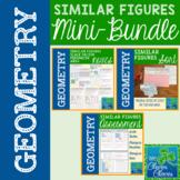 Similar Figures and Scale Factor Mini-Bundle