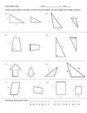 Similar Figures Puzzle worksheet