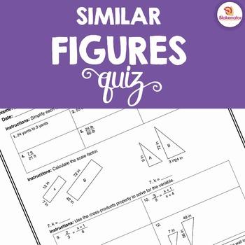 Similar Figures Quiz