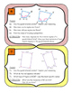 Similar Figures Task Cards Corresponding Angles Sides Congruent