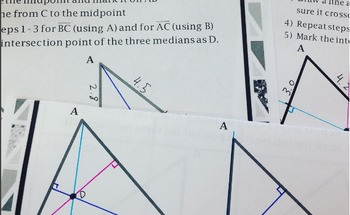 Similar Figures - Unit 5: Similar Figures & Inequalities Unit Bundle!