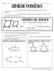 Similar Polygons Notes