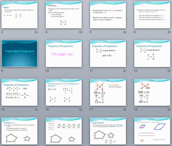 Similar triangles proportions practice teaching resources similar polygons powerpoint notes and practice bundle fandeluxe Choice Image