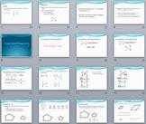 Similar Polygons Geo Unit PPT/Notes/Practice (goes w/ Jurgensen textbook ch7)