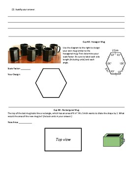 Similar Polygons and their Properties