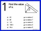 Similar Right Triangles Stations Maze Activity