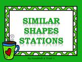 Ratios of Similar Shapes Stations
