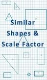 Similar Shapes & Scale Factor Fun Worksheet!