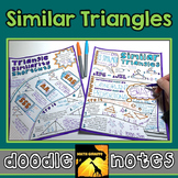 Similar Triangles Doodle Notes