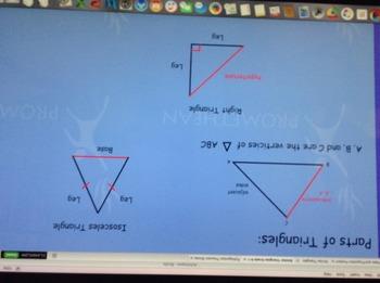 Similar Triangles High School