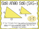 Similar Triangles Posters